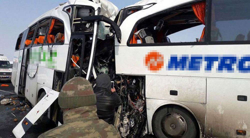 ВТурции вДТП пострадали 26 жителей Азербайджана
