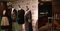 На неделе моды в Лондоне была представлена «Карабахская коллекция» модельера Леони Мерген