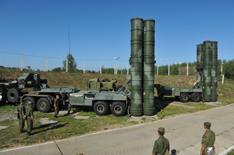 Турция ведет переговоры позакупке С-400 «Триумф» у Российской Федерации