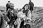 Ходжалинская резня, фото из архива