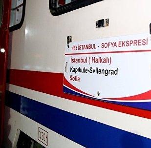 İstanbul- Sofya Ekspresi