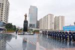 Мемориала памяти жертв трагедии Ходжалы, фото из архива