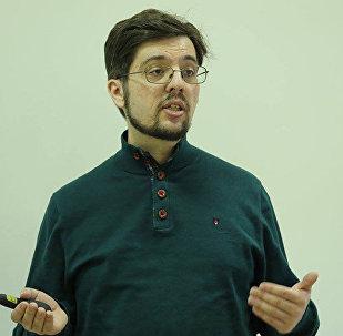 Глава Евразийского аналитического клуба Никита Мендкович