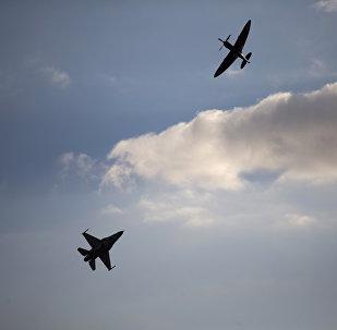 İsrail F-16, arxiv şəkli