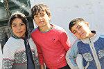 Dilənçi uşaqlar