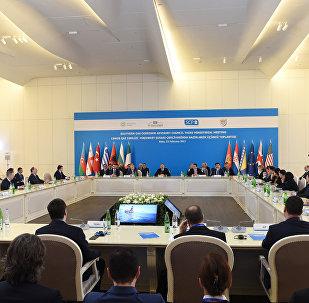 В Баку начало работу третье заседание министров в рамках Консультативного совета Южного газового коридора