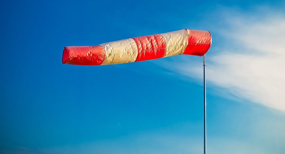 Ветроуказатель, фото из архива