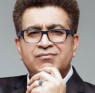 Журналист и дипломат Фарид Каюми, фото из архива