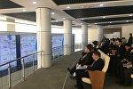 Презентация первой национальной навигационной системы AzNav