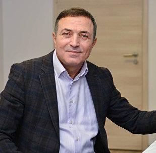 Народный артист Азербайджана Мансум Ибрагимов