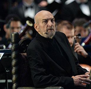 Народный артист России Алексей Петренко, фото из архива
