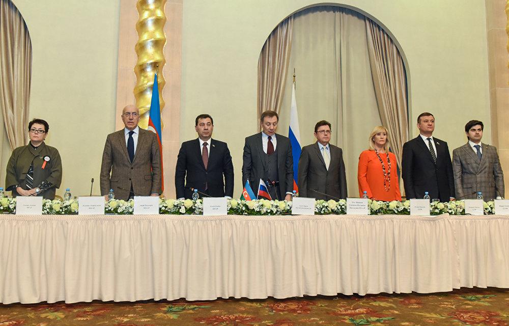 Развитие сотрудничества Азербайджана и РФ  обсудили вАзербайджанской столице