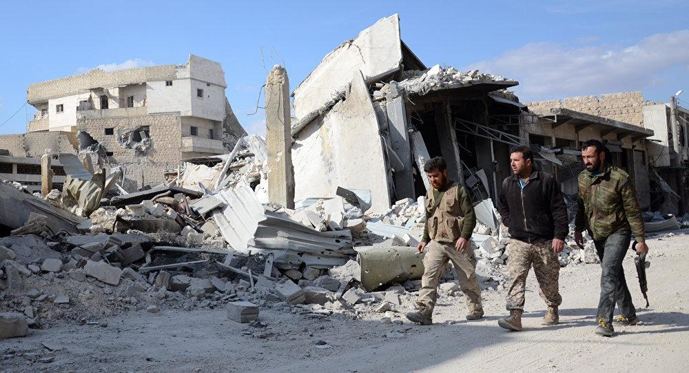 Джаафари считает теракт вХомсе реакцией напереговоры вЖеневе