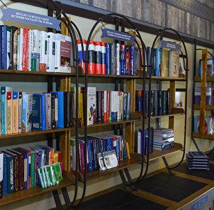 В Баку открылся первый книжный магазин юридической литературы