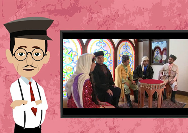 Джабиш муаллим о жизни последней принцессы Карабаха