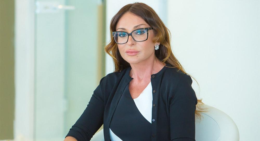 Супруга Алиева взвалила насвои плечи социальные проблемы страны