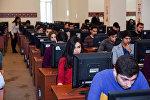 Экзамены, фото из архива