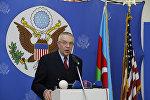 Американский сопредседатель МГ ОБСЕ Ричард Хогланд, архивное фото
