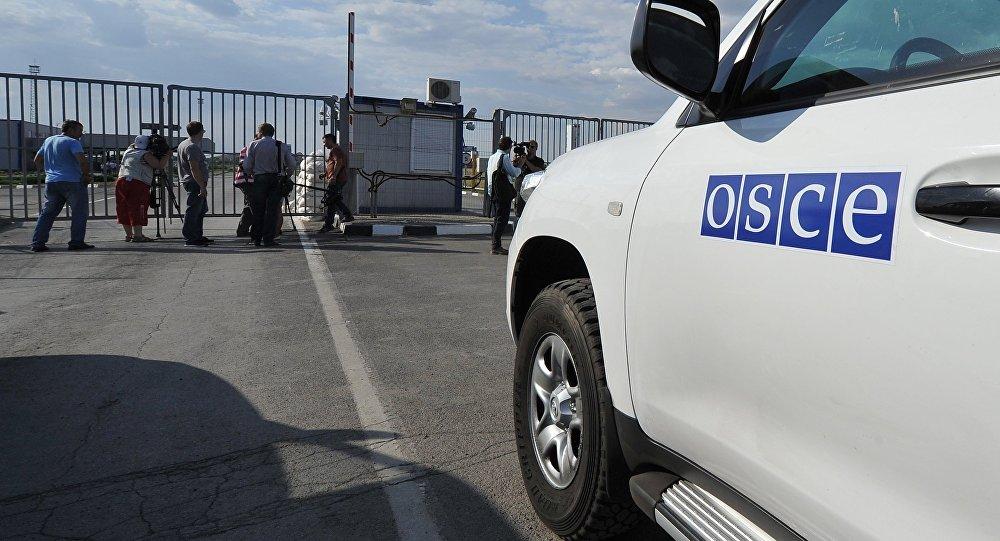 Азербайджанская сторона невывела напередовые позиции уполномоченных миссии ОБСЕ