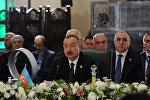Выступление президента Ильхама Алиева на XIII Саммите Организации экономического сотрудничества