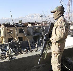 Афганистан, фото из архива