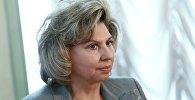 Новый уполномоченный по правам человека в России Татьяна Москалькова