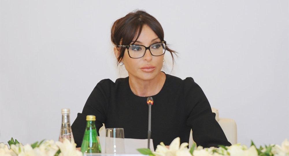 ЦИК Азербайджана закончил депутатские полномочия Мехрибан Алиевой