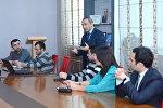 В Азербайджанском Государственном экономическом университете (UNEC) была обсуждена тема Трампономикс