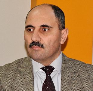 Член правления Совета прессы АР Азер Хасрет