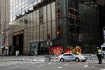 Nyu-Yorkdakı Trump Tower, arxiv şəkli