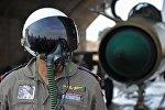 Военная авиабаза Хама в Сирии, фото из архива