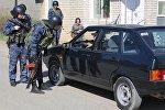 Сотрудники полиции в Дагестане, фото из архива