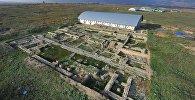 Археологический туристический комплекс средневекового города Агсу