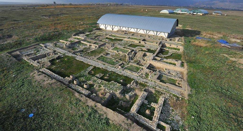 Orta Əsr Ağsu Şəhəri Arxeoloji Turizm Kompleksi
