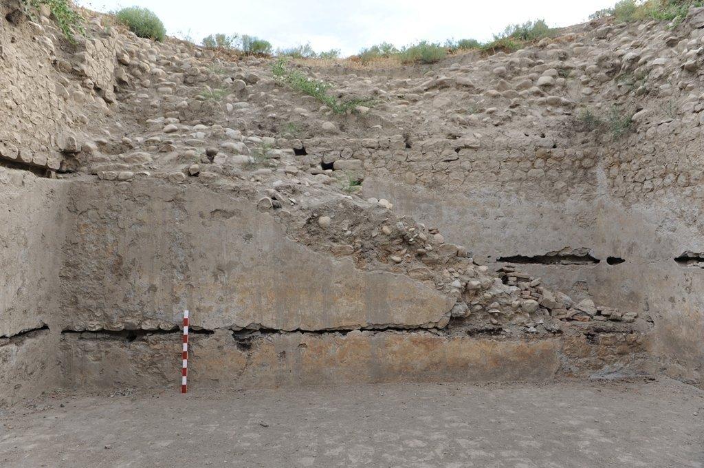 Qədim Ağsu ərazisindəki arxeoloji qazıntılar