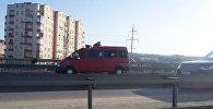 ДТП на трассе Баку-Сумгайыт