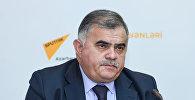 Политолог Арзу Нагиев