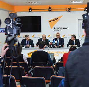Пятьдесят первое заседание клуба политологов Южный Кавказ