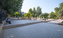 Солнечная погода в Баку
