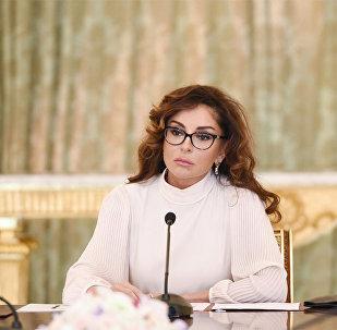 Azərbaycan birinci vitse-prezidenti Mehriban Əliyeva