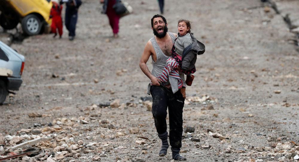 В итоге бомбардировок вМосуле впоследние дни погибли 200 человек