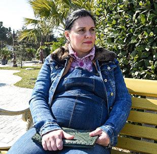Yasmin Marinenko, arxiv şəkli