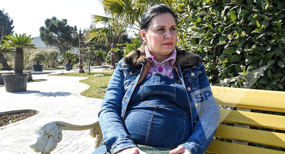 Ясмин Мариненко, фото из архива