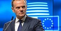 Действующий глава Евросовета Дональд Туск