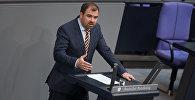 Almaniya Federal Məclisinin Xarici və təhlükəsizlik siyasəti komitəsinin sözçüsü Florian Hahn