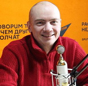 Белорусский композитор Евгений Олейник