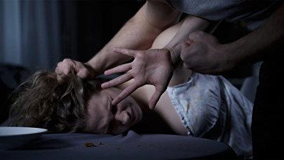 Изнасилование, фото из архива