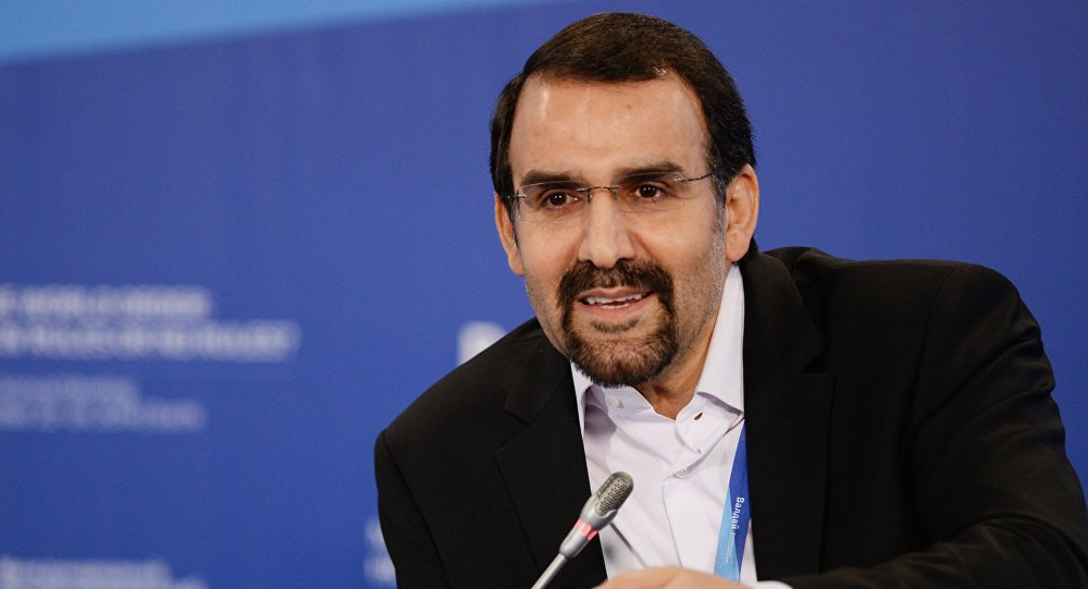 Посол Ирана в РФ Мехди Санаи, фото из архива