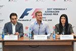 Девид Култхард, стал послом Гран-при Азербайджана в этом году