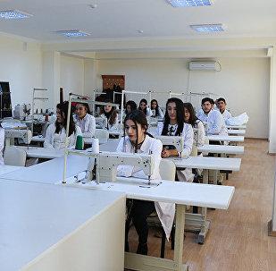 Учащиеся профессионально-технических училищ